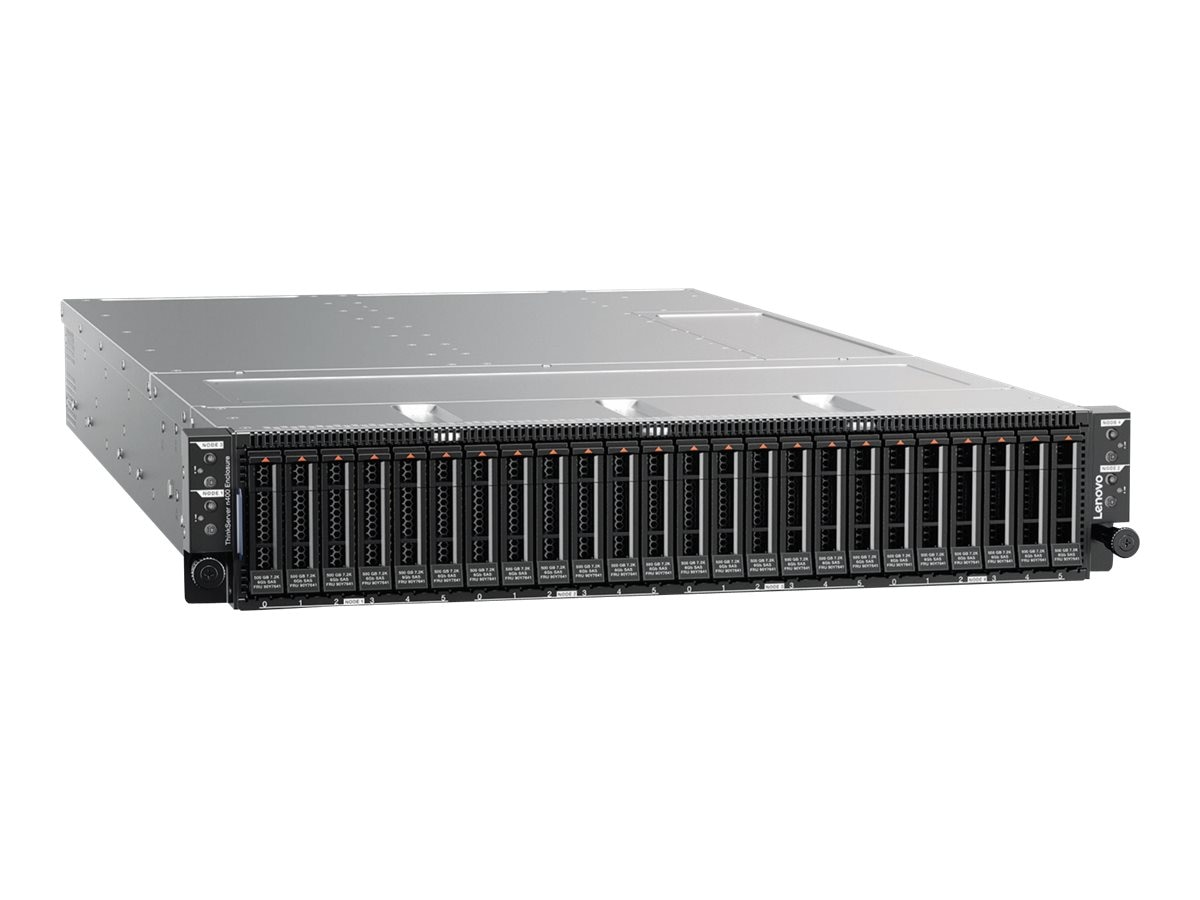 Lenovo Chassis, ThinkServer N400 Enclosure, 5495EAU