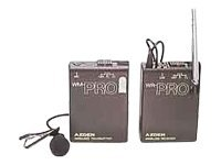 Azden Pro Wireless Lavalier System, WLX-PRO, 9555758, Microphones & Accessories