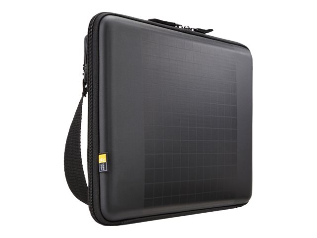 Case Logic Arca Carrying Case for 13 Laptop, Black, ARC113BLACK, 20076408, Carrying Cases - Notebook