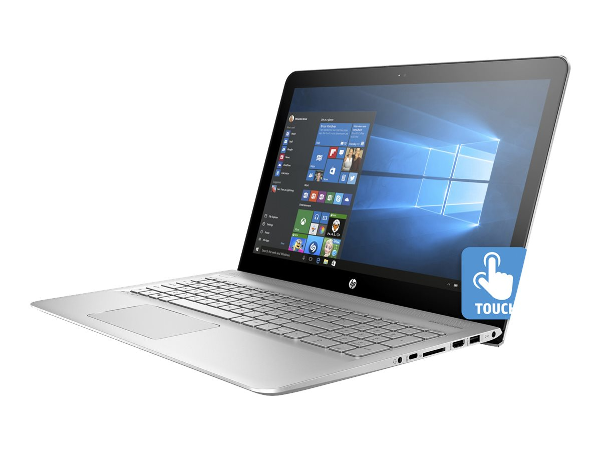HP Notebook PC Core i7-6500U 12GB 256GB 15 W10