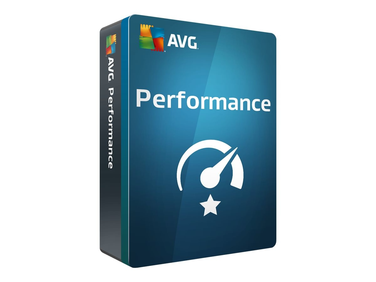 AVG 1-year Performance 2016, PER16N12EN, 30596888, Software - Antivirus & Endpoint Security