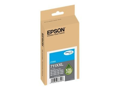 Epson Cyan XXL Ink Cartridge, T711XXL220