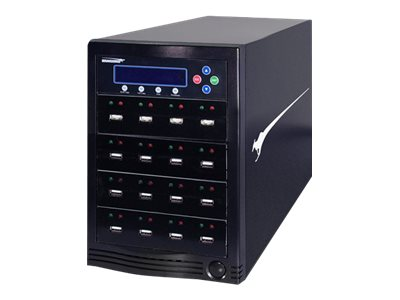 Kanguru™ 1-15 USB 2.0 Duplicator, U2D2-15, 16260827, Storage Drive & Media Duplicators