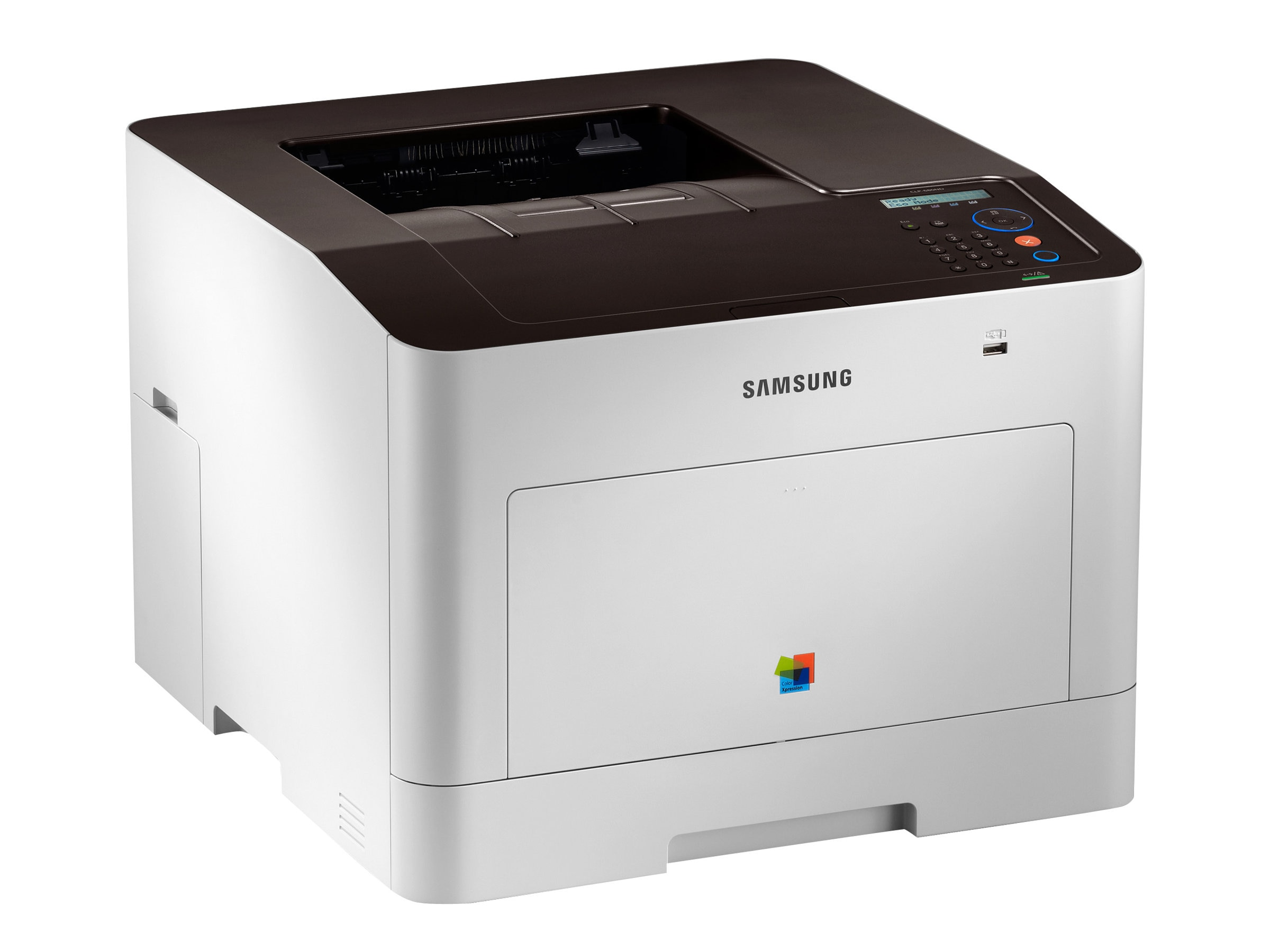 Samsung CLP-680ND Color Laser Printer (TAA Compliant)