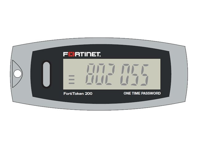 Fortinet Fortitoken PW Perpetual (50-pack), FTK-200CD-50, 17567572, Security Hardware