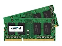 Crucial 4GB PC3-12800 204-pin DDR3 SDRAM SODIMM Kit