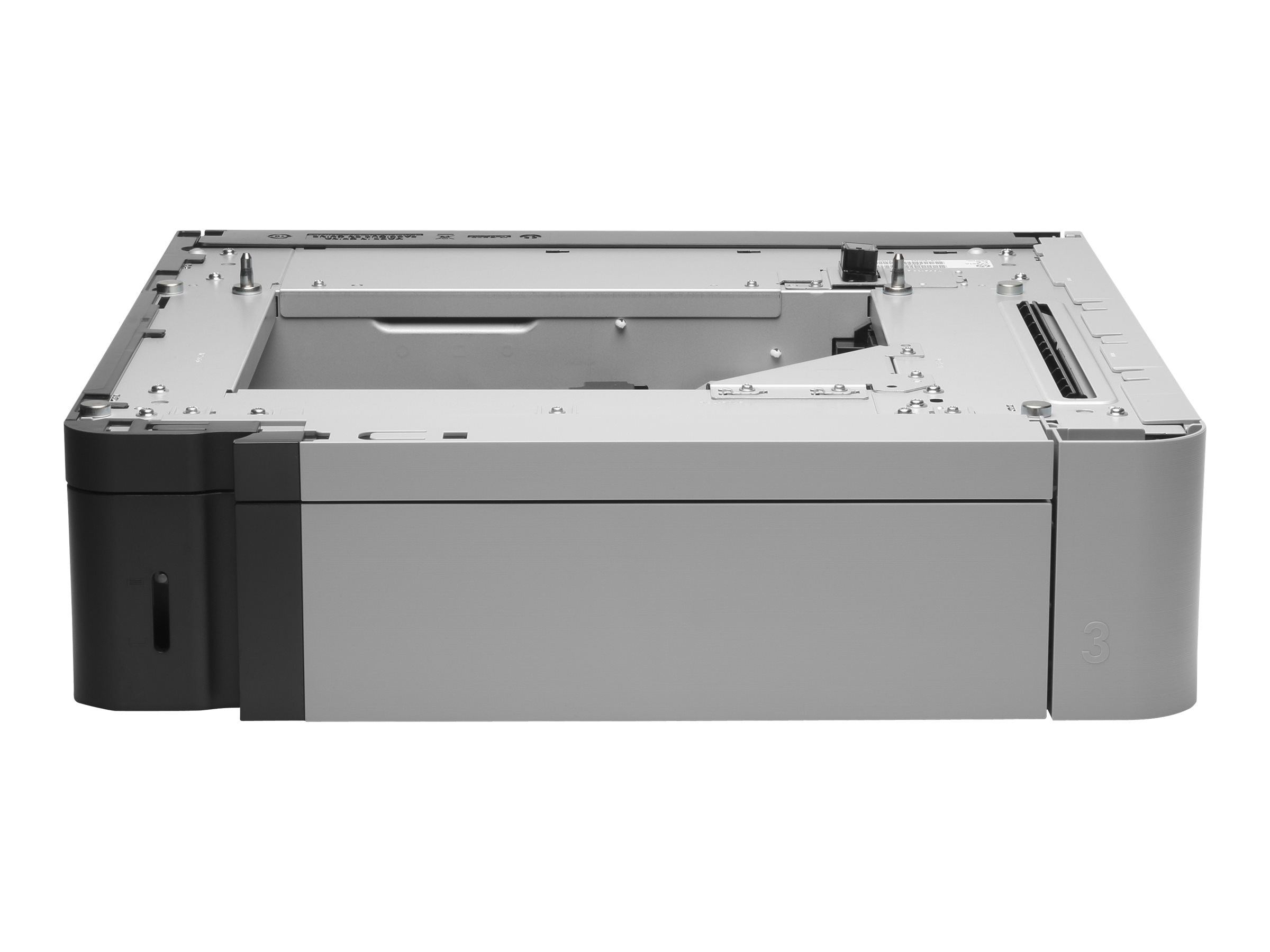 HP LaserJet 500-Sheet Paper Tray for HP Color LaserJet Enterprise M651 & M680dn Series, CZ261A, 16850261, Printers - Input Trays/Feeders