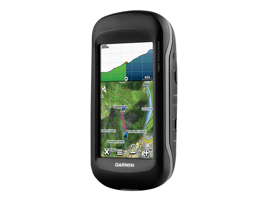 Garmin Montana 680t GPS, US, Topography, 100k, 010-01534-11, 30726283, Global Positioning Systems