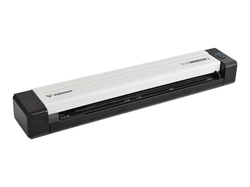 Visioneer Road Warrior 3 Sheetfed Scanner