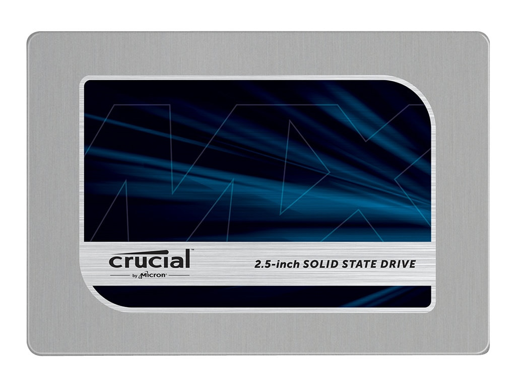 Crucial 250GB MX200 SATA 6Gb s 2.5 7mm Internal Solid State Drive, CT250MX200SSD1, 18466298, Solid State Drives - Internal