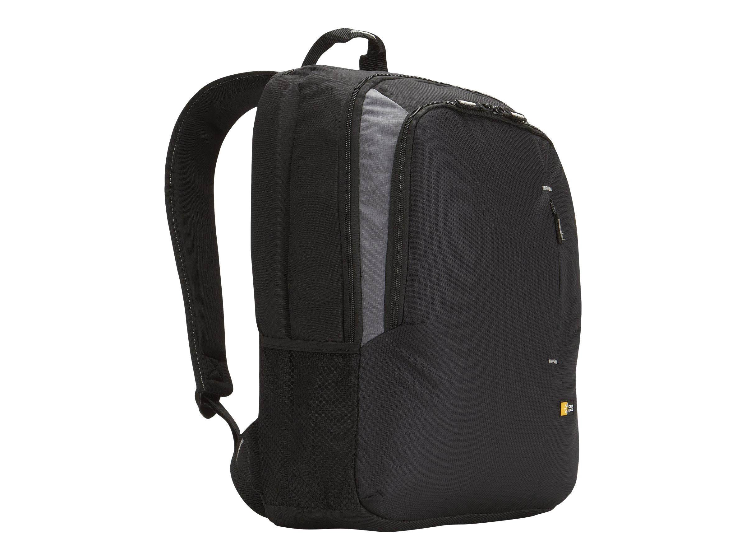 Case Logic 17 Laptop Backpack, Black, VNB-217BLACK, 10097150, Carrying Cases - Notebook