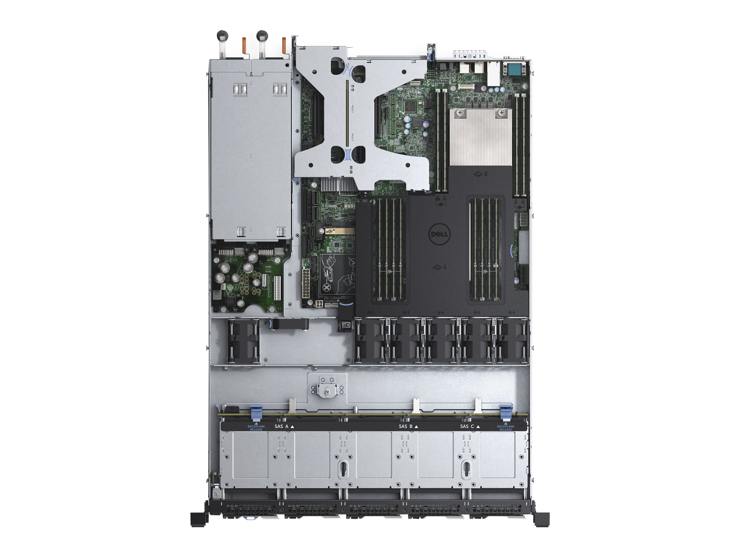 Dell PowerEdge R430 Intel 1.7GHz Xeon, 463-7655