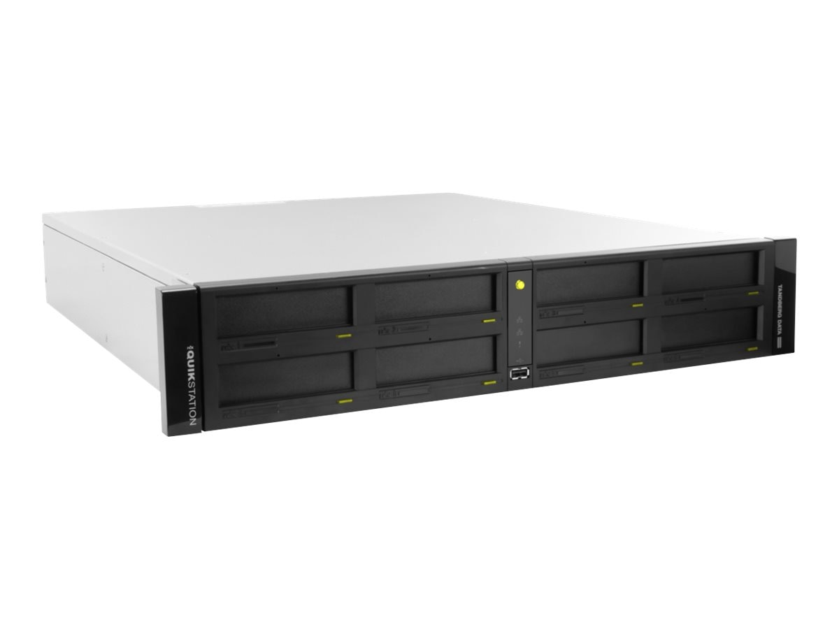 Overland RDX QuickStation 8 2U 8-Bay Storage, 8940-RDX