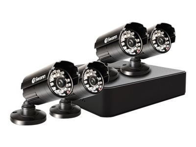 Swann 4-Channel 960H DVR with 4x 650 TVL Camera