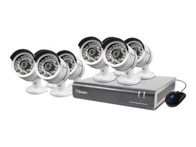 Swann 8 Channel 1080p Digital Video Recorder and 2TB HDD, 8x PRO-A855 Cameras