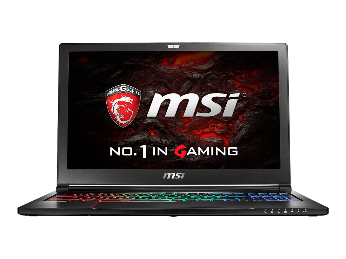 MSI Computer GS63VR STEALTH PRO-034 Image 7