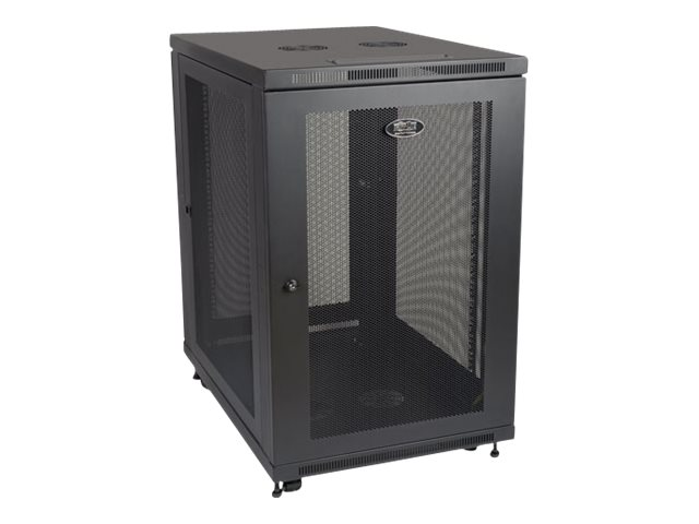Tripp Lite SmartRack 18U Extra Depth Rack Enclosure Cabinet, Instant Rebate - Save $15, SR18UB, 15745806, Racks & Cabinets