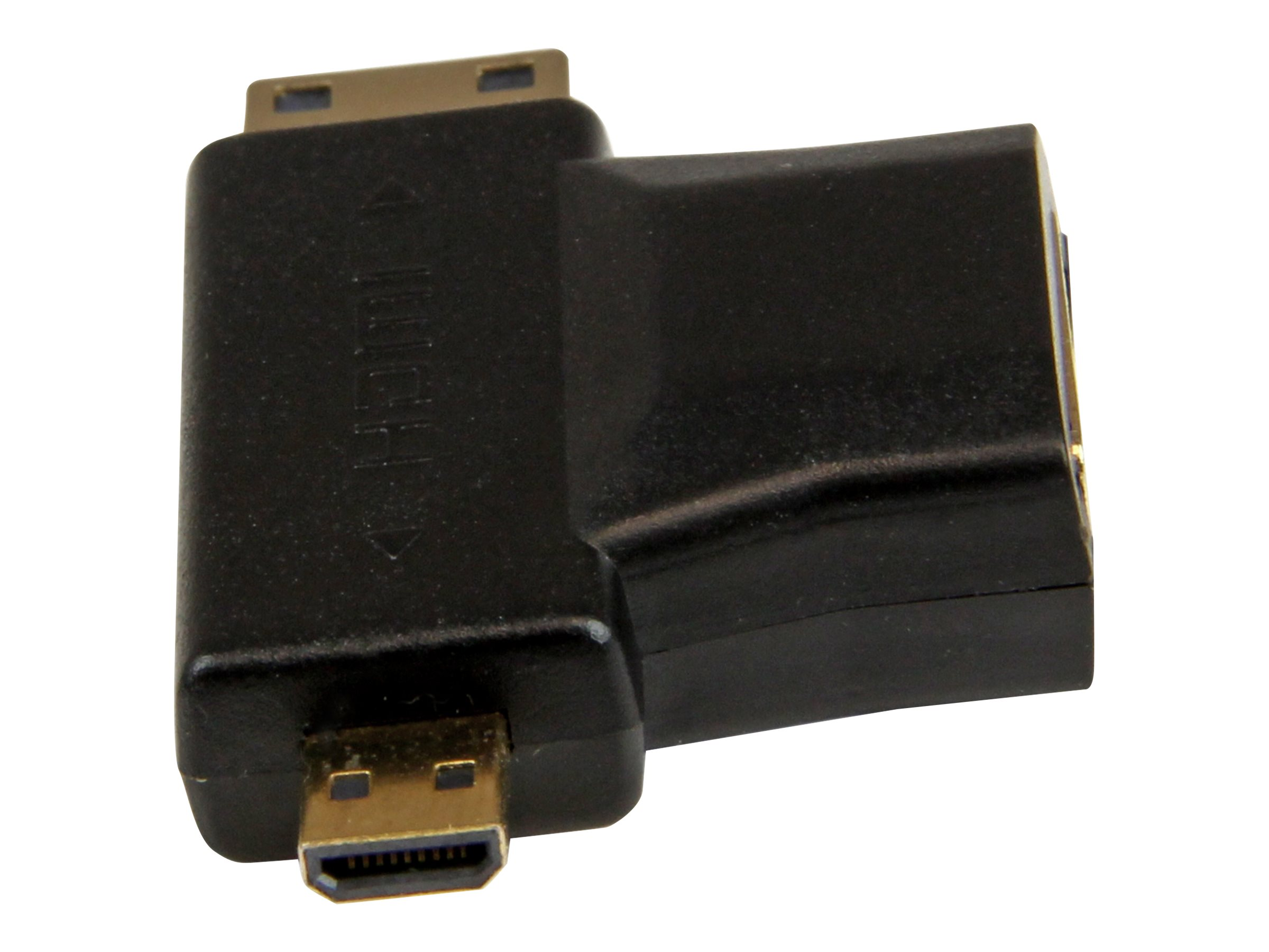 StarTech.com HDMI 2-in-1 F M T-Adapter, HDACDFMM