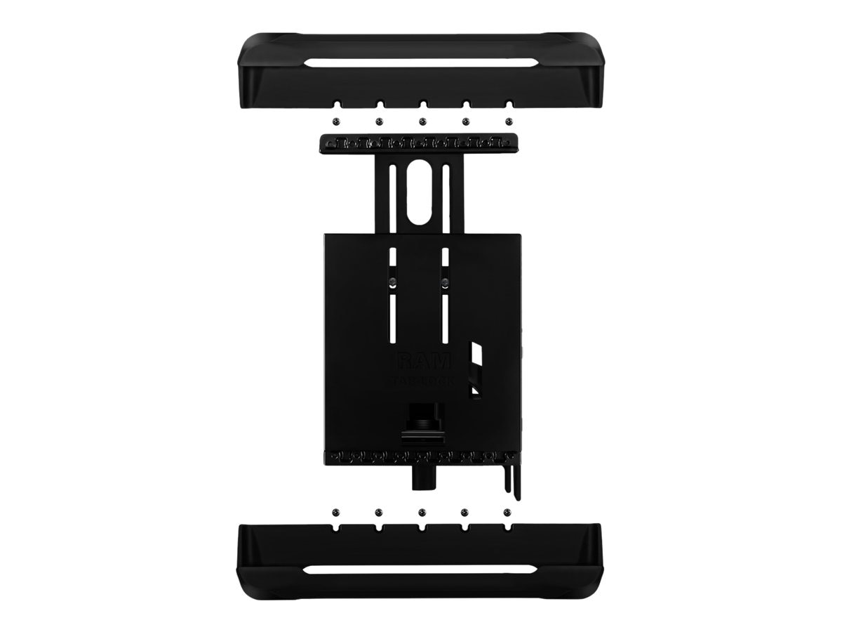 Ram Mounts Tab-Lock Locking Cradle for Panasonic Toughpad FZ-A1, RAM-HOL-TABL10U