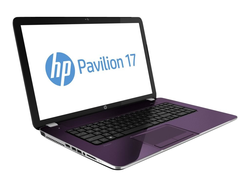 HP Pavilion 17-E196nr : 1.5GHz A4-Series 17.3in display
