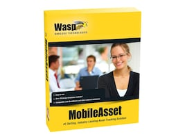 Wasp MobileAsset Standard (1-user), 633808927561, 17667371, Portable Data Collector Accessories
