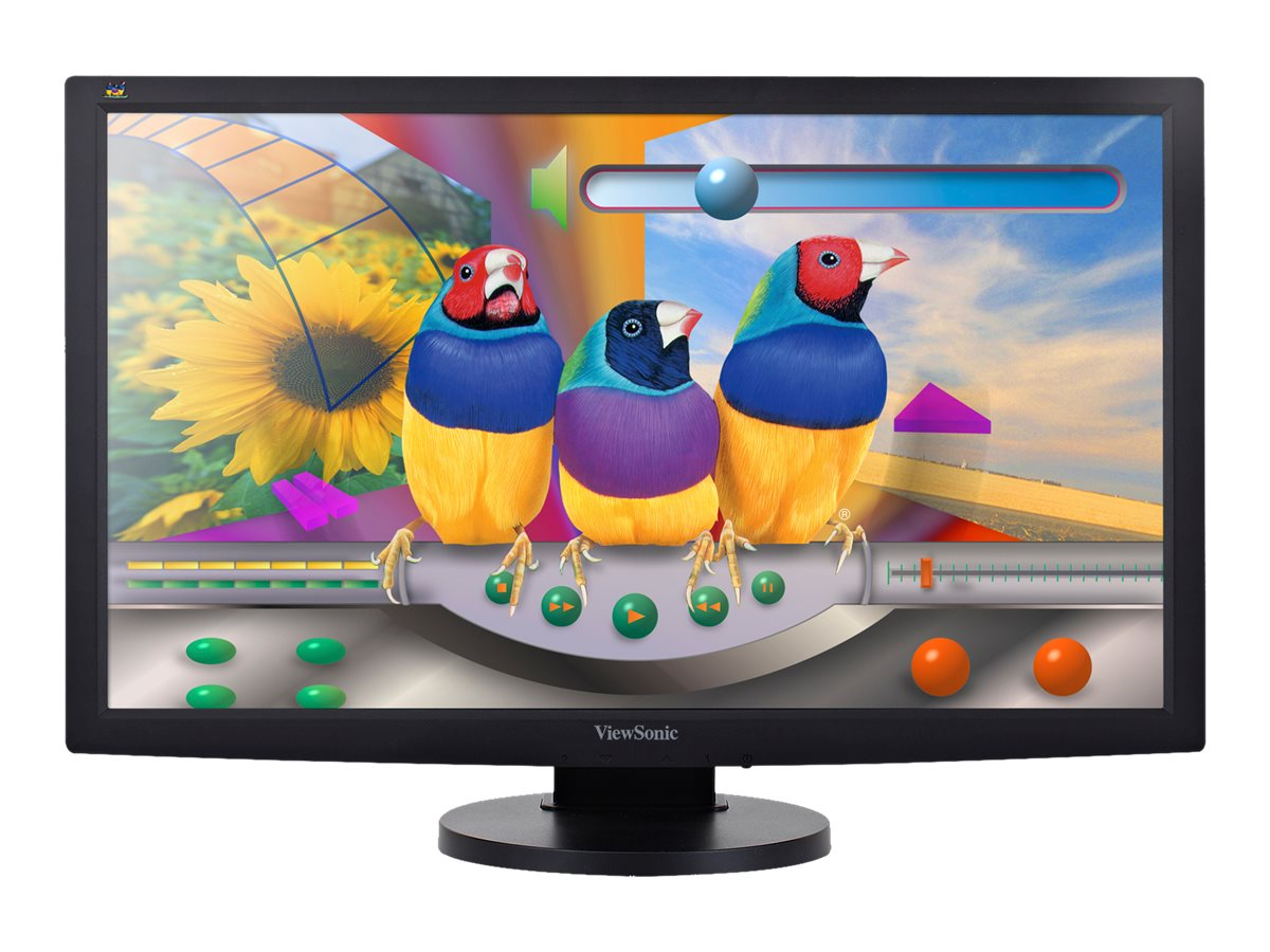 ViewSonic 27 VP2780-4K Ultra HD 4K LED-LCD Monitor, Black, VP2780-4K, 18518545, Monitors - LED-LCD