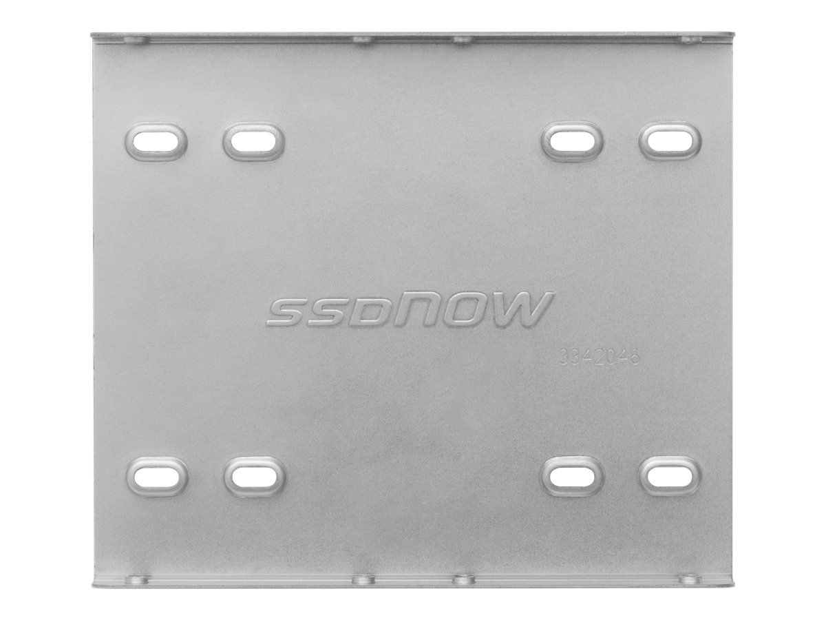 Kingston 2.5 to 3.5 Bracket and Screws, SNA-BR2/35, 16295579, Drive Mounting Hardware