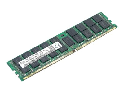 Lenovo 16GB PC4-17000 288-pin DDR4 SDRAM RDIMM for ThinkStation P500 P700 P900, 4X70G78062, 18231659, Memory