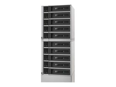 Bretford Manufacturing 10-Bay 30-Device TechGuard Charging Locker, TL10C-K-US, 30597531, Charging Stations