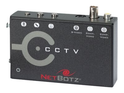 APC NetBotz CCTV Adapter Pod 120 with USB Cable - 16ft TAA Compliant