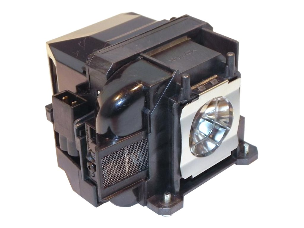 Ereplacements Replacement Lamp for PowerLite 955WH, 98H, 99WH, 97H, S27, X27, W29, ELPLP88-OEM
