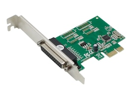 ACP-EP Quad Open RS-232 Port PCIe x1 Host Bus Adapter with Breakout Cable, ADD-PCIE-4RS232, 23203425, Host Bus Adapters (HBAs)