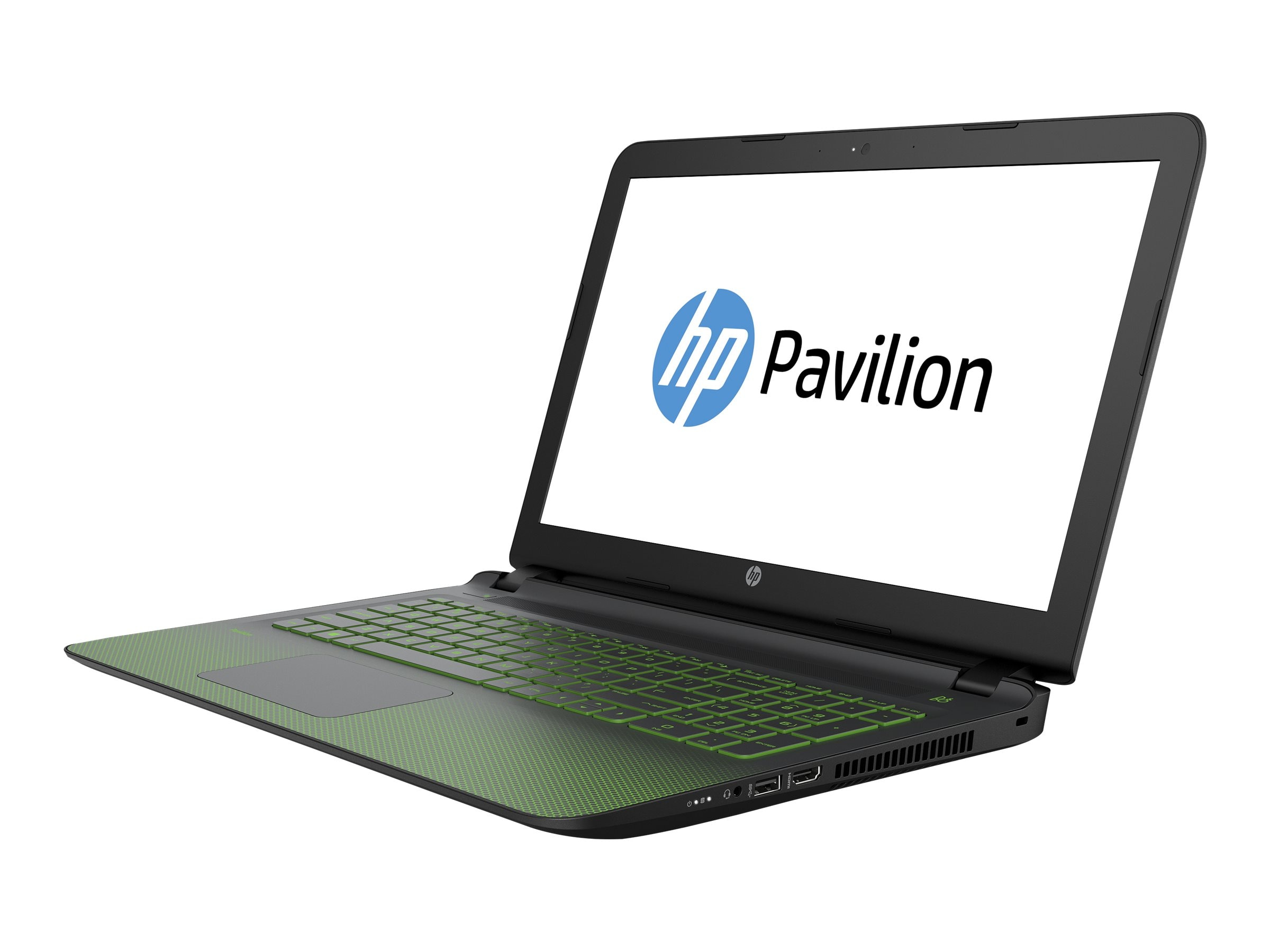 HP Pavilion Gaming Notebook 15-AK020NR Core i7-6700HQ, N9E46UA#ABA
