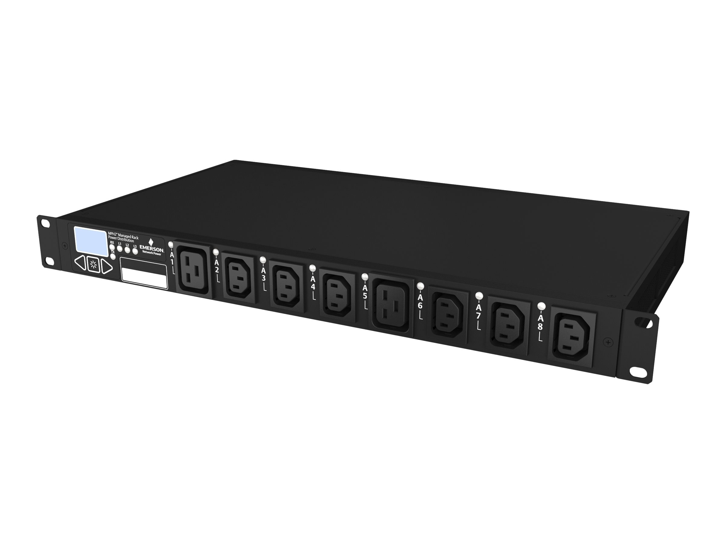 Liebert Network Power Rack PDU Metered Switched, MPHM2441