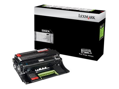 Lexmark 500ZA Black Imaging Kit, 50F0ZA0, 14909143, Toner and Imaging Components