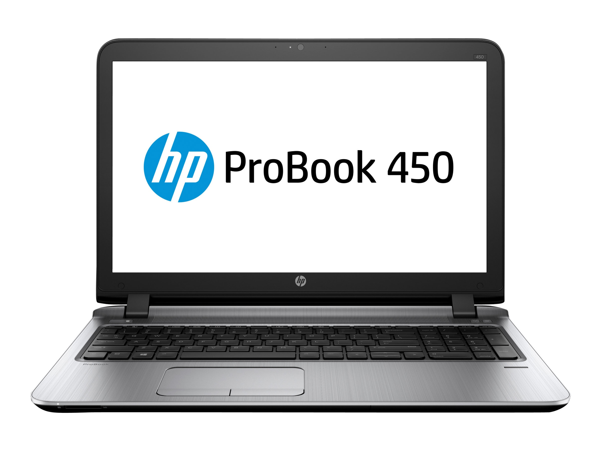 HP ProBook 450 G3 2.3GHz Core i5 15.6in display, W0S84UT#ABA