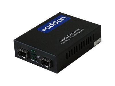 ACP-EP 1Gbps SFP to SFP Media Converter, ADD-GMC-2SFP