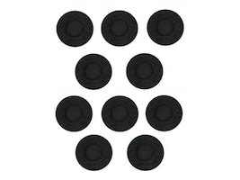 Jabra Biz 2300 Foam Ear Cushions (10-pack), 14101-38, 17933173, Headsets (w/ microphone)