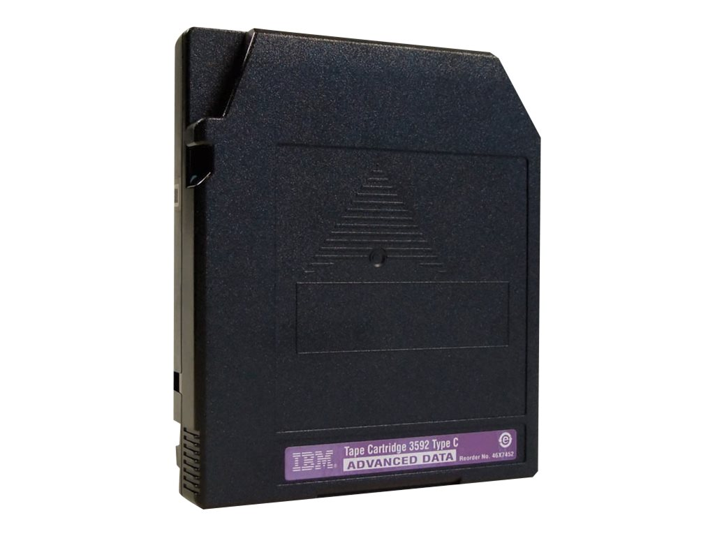 IBM 4TB 3592 Advanced Data JC Tape Cartridge w  Color Label, 46X7452L, 18162032, Tape Drive Cartridges & Accessories