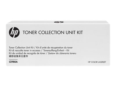 HP Color LaserJet Toner Collection Unit, CE980A, 12728816, Printer Accessories