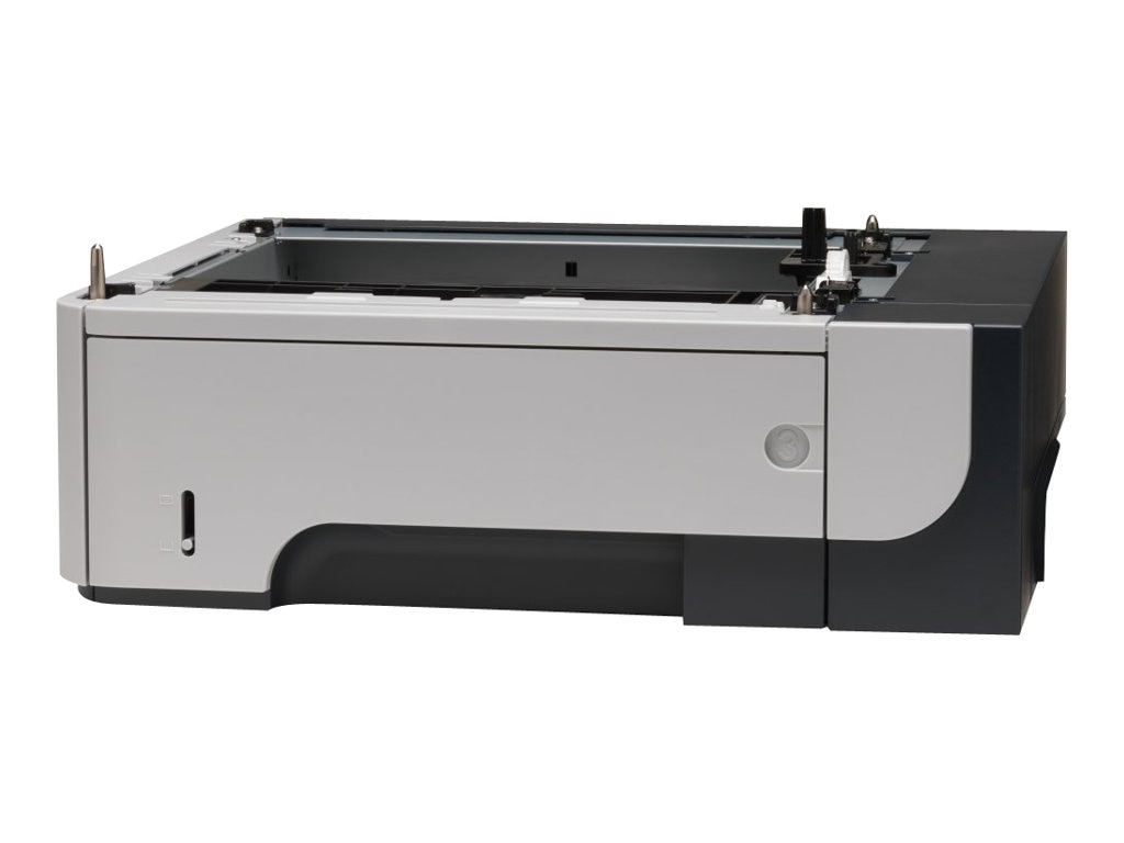 Open Box HP 500-sheet Feeder Tray for HP LaserJet Enterprise P3015 Printer Series, CE530A, 18604806, Printers - Input Trays/Feeders