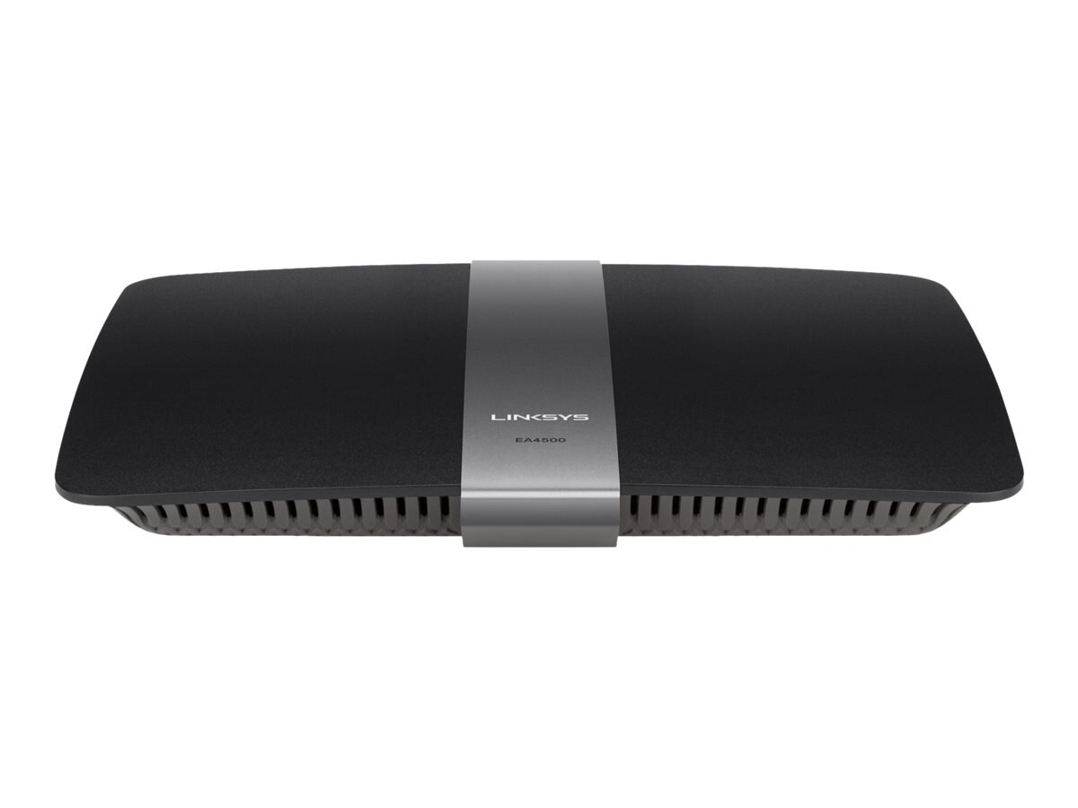 Linksys EA4500 Dual-Band N900 Router with Gigabit and USB, EA4500-NP, 16559079, Wireless Routers