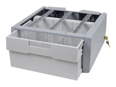 Ergotron StyleView Supplemental Tall Drawer for SV43 44, 97-974, 31397127, Cart & Wall Station Accessories