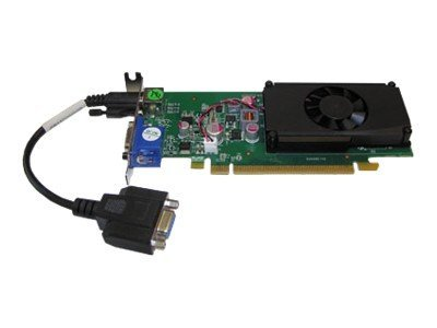 Jaton NVIDIA GeForce 8400GS PCIe 2.0 x16 Graphics Card, 512MB DDR2, VIDEO-PX628-TWIN
