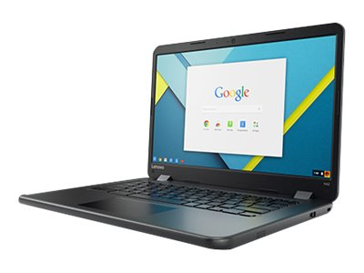 Lenovo TopSeller N42 Chromebook Celeron N3060 1.6GHz 4GB 32GB ac BT WC 14 HD Chrome