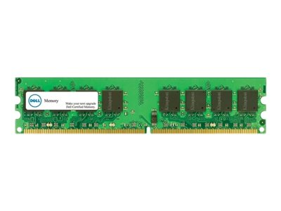 Dell 4GB PC3-12800 240-pin DDR3 SDRAM UBDIMM for Select Models, SNP531R8C/4G