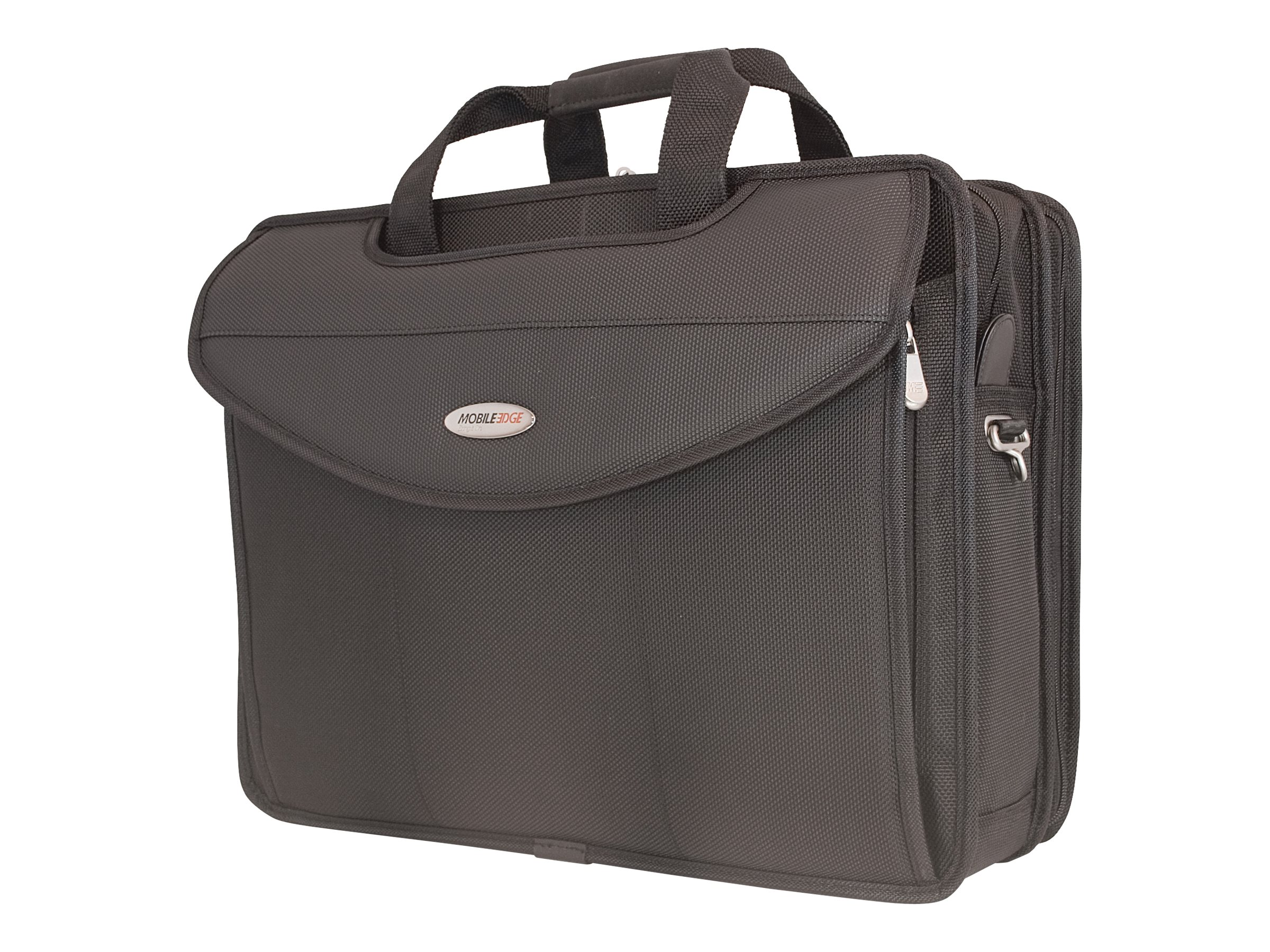 Mobile Edge Premium V-Load - 17, Black, MEV17P, 6101419, Carrying Cases - Notebook