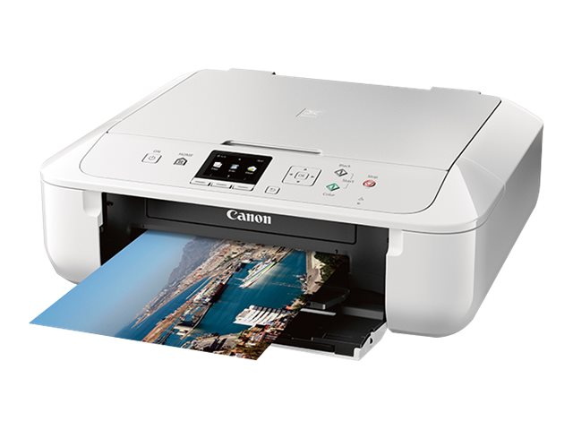 Canon PIXMA MG5720 All-In-One Printer - White, 0557C022, 30567964, MultiFunction - Ink-Jet
