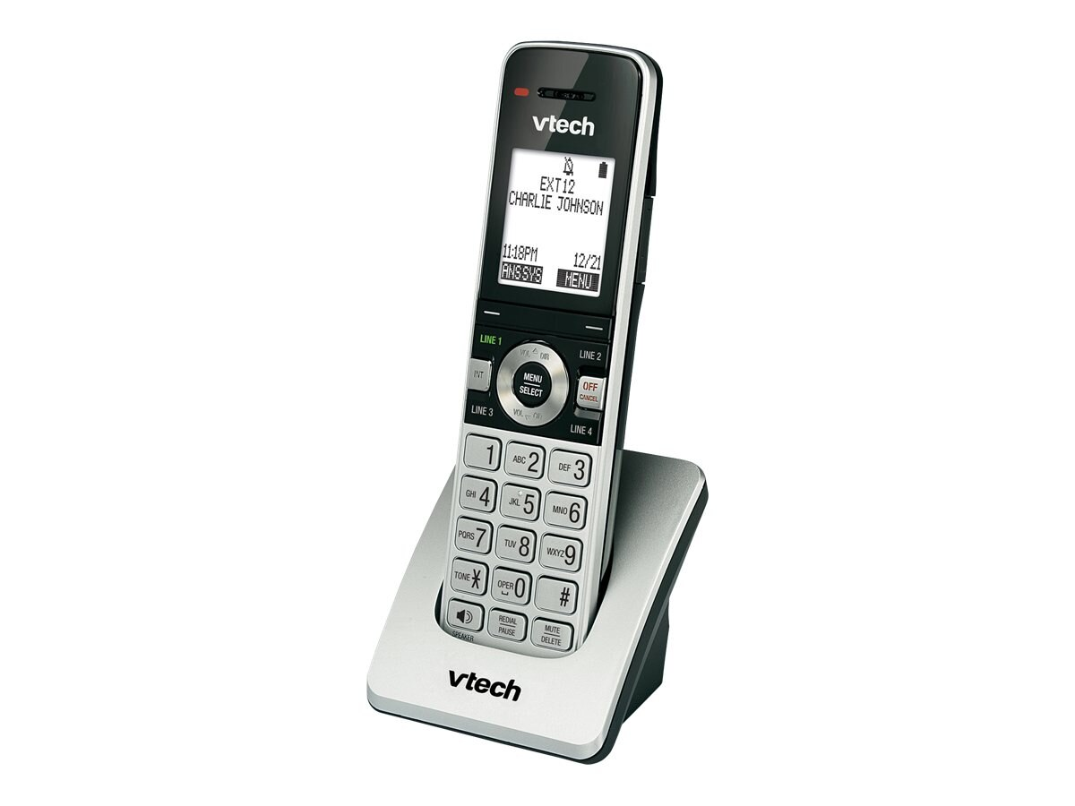 Vtech ErisBusiness System Accessory Cordless Handset, UP407