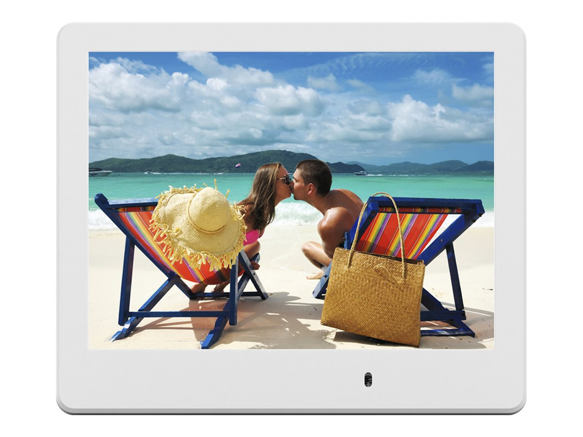 ViewSonic VFD820-70 Digital Picture Frame, 8in, VFD820-70, 14499156, Digital Picture Frames